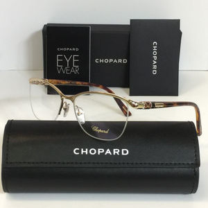 Chopard VCH B49S 0357 Gold Eyeglasses